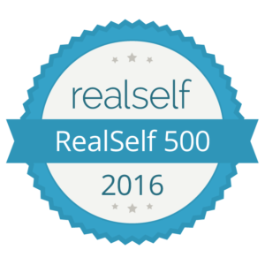 Dr. Sean Freeman part of RealSelf 500